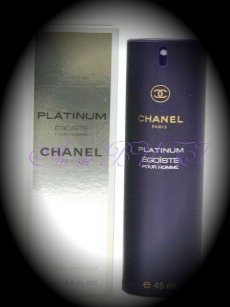 Chanel Egoiste Platinum 45 ml