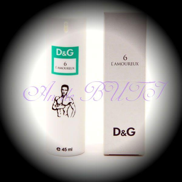 DOLCE & GABBANA The D & G Anthology 6 L`Amoureux 45 ml