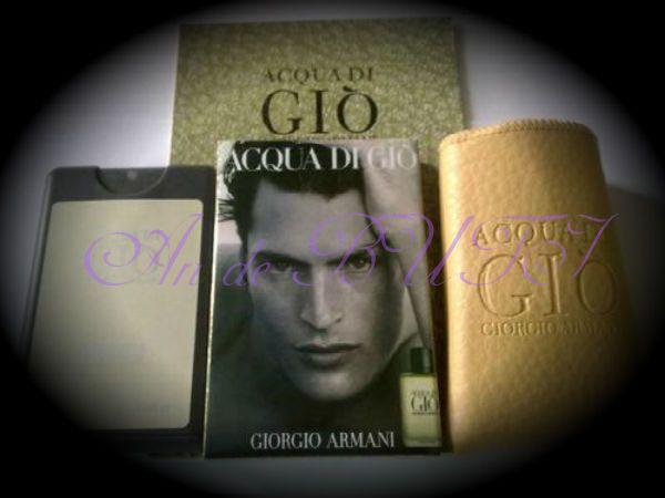 Giorgio Armani Acqua Di Gio 20 ml