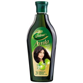 DABUR Масло для волос Amla Hair Oil, 45 мл