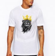 Футболка «Лев в короне»
