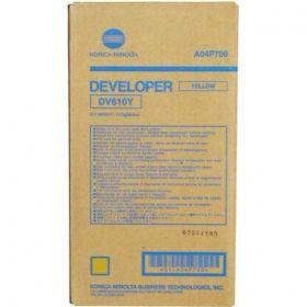 Девелопер Konica Minolta DV-610Y yellow