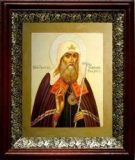 Егмоген, патриарх Московский (19х22), темный киот