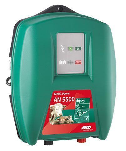 """Генератор Mobil Power АN 5500 (12В) """"Dairy"""""""
