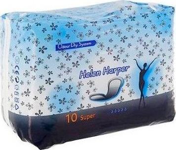 Helen Harper Послеродовые прокладки Microflex Large, 10 шт.