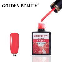 Golden Beauty 04 Elegant гель-лак, 14 мл