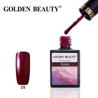 Golden Beauty 09 Deep гель-лак, 14 мл