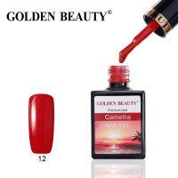 Golden Beauty 12 Camellia гель-лак, 14 мл