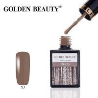 Golden Beauty 17 Crazy гель-лак, 14 мл