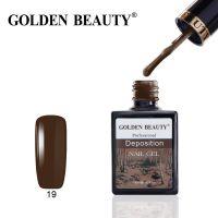 Golden Beauty 19 Deposition гель-лак, 14 мл