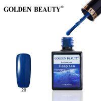 Golden Beauty 20 Deep Sea гель-лак, 14 мл