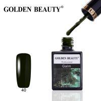 Golden Beauty 40 Galm гель-лак, 14 мл
