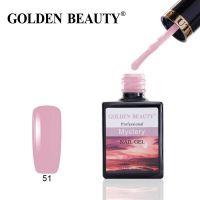 Golden Beauty 51 Mystery гель-лак, 14 мл