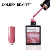 Golden Beauty 66 Candy girl гель-лак, 14 мл