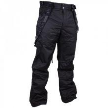 Горнолыжные зимние брюки черные