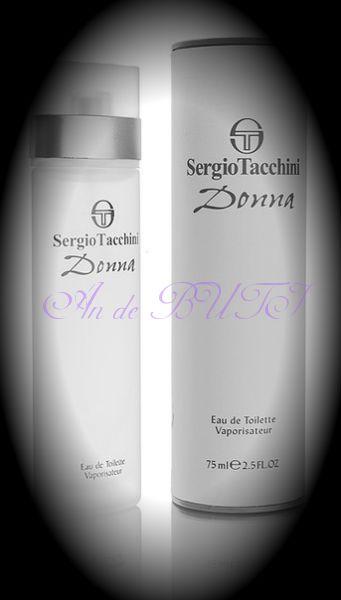 Sergio Tacchini Donna 75 ml edt