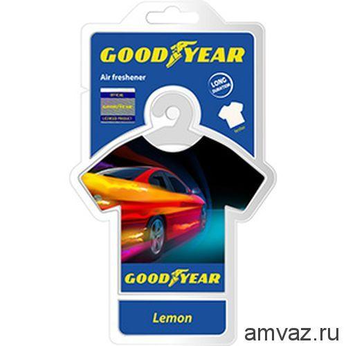 """Ароматизатор подвесной майка """"GY T-shirt"""" Лимон"""