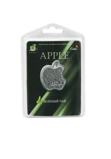 """Ароматизатор в дефлектор """"Apple"""" Зеленый чай"""