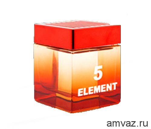 """Ароматизатор на панель банка """"5 Element"""" Кола"""