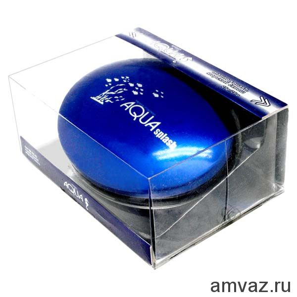 "Ароматизатор на панель плоский футляр ""Aqua Splash"" Морской сквош"