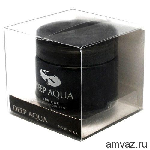 """Ароматизатор на панель банка """"Deep Aqua"""" Новая машина"""