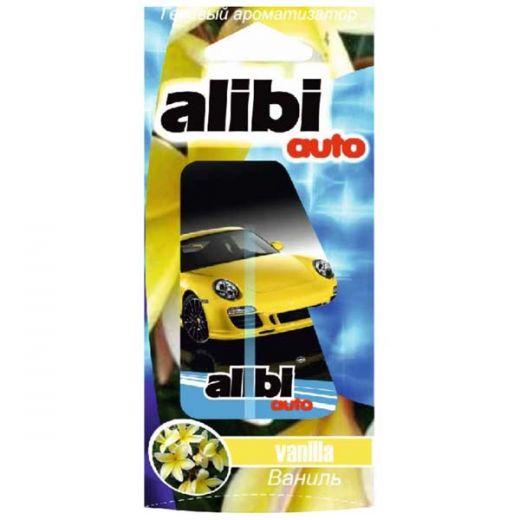"Ароматизатор подвесной ""Alibi Auto"" Лимон"