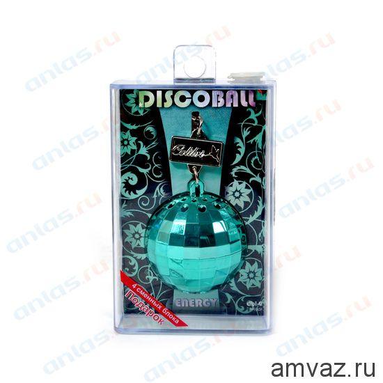 """Ароматизатор подвесной """"DiscoBall"""" Энерджи"""