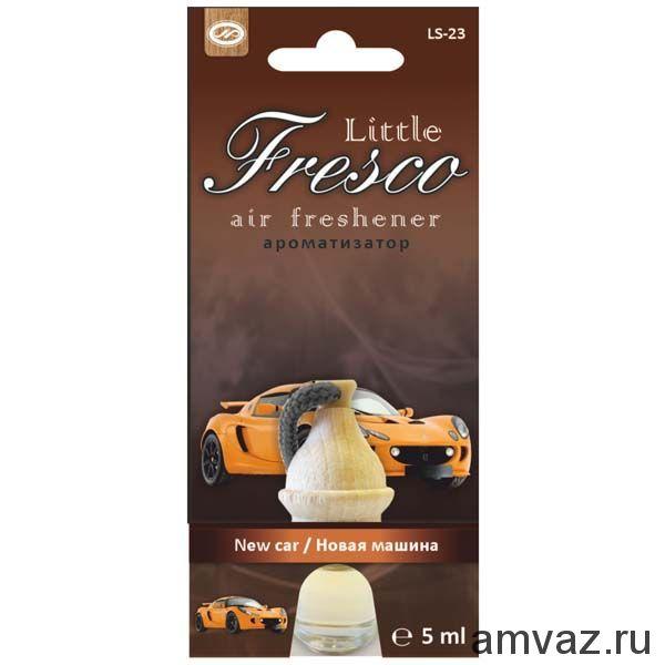 "Ароматизатор подвесной бочонок ""Little Fresco"" Новая машина"
