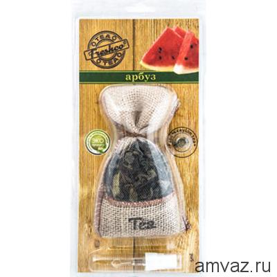 """Ароматизатор подвесной мешочек """"Freshсo Tea"""" Арбуз"""