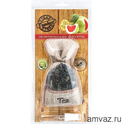 """Ароматизатор подвесной мешочек """"Freshсo Tea"""" Экзотические фрукты"""