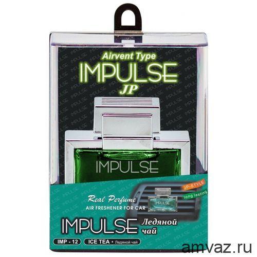 """Ароматизатор в дефлектор """"Impulse"""" Ледяной чай"""