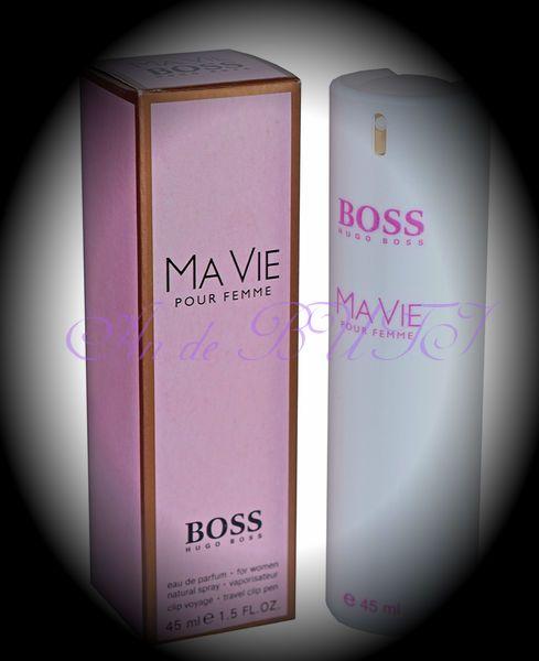 Hugo Boss Boss Ma Vie Pour Femme 45 ml