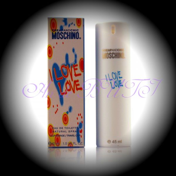 Mochino Cheap & Chic I love love 45 ml