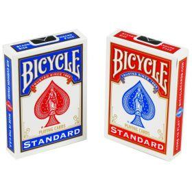 Карты Bicycle Standard синяя (пр-во США)