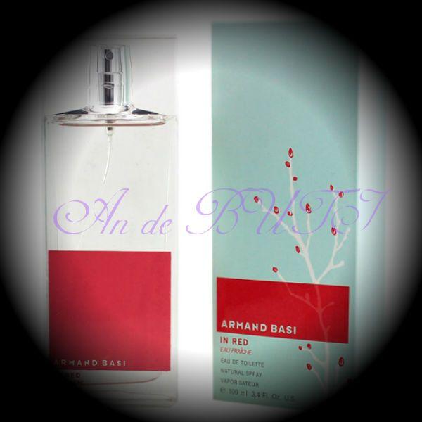 Armand Basi In Red Eau Fraiche 100 ml edt