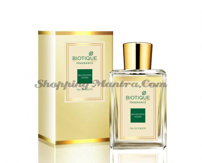 Парфюмированная вода Биотик Омолаживающий Ветивер | Biotique Rejuvenating Vetiver Eau De Parfum