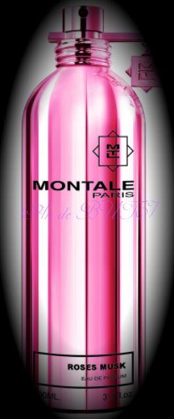 Montale Roses Musk 100 ml edp