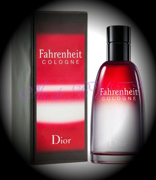 Christian Dior Fahrenheit Cologne 100 ml edt