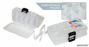 """Коробка для приманок German""""Storage Baits"""" 10x2 (GR-004236)"""