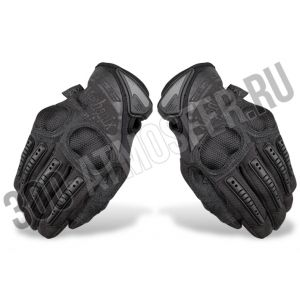Перчатки тактические Black Fullfinger