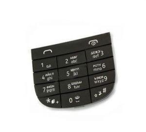 Клавиатура Nokia 203 Asha (black) Оригинал