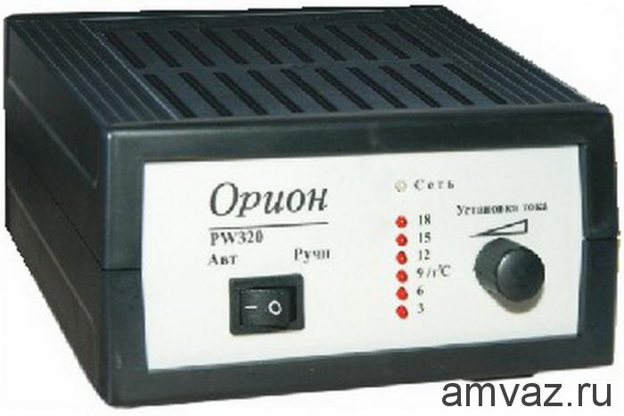 Предпусковое зарядное устройство импульсное Орион PW 320