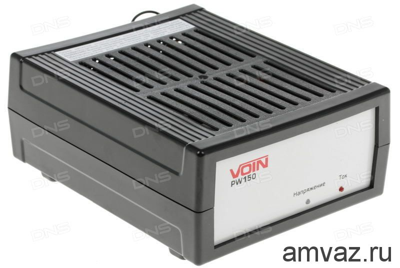 Зарядное устройство для автомобильных аккумуляторов VOIN  PW150