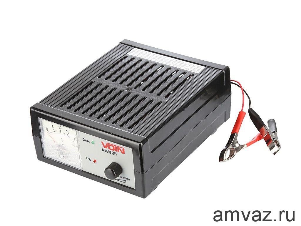 Зарядное устройство для автомобильных аккумуляторов VOIN  PW325