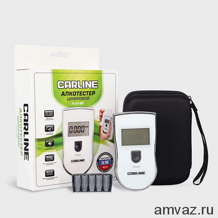 Алкотестер CARLINE® ALCO-300