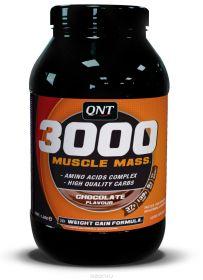 QNT Muscle Mass 3000 (1300 гр.)