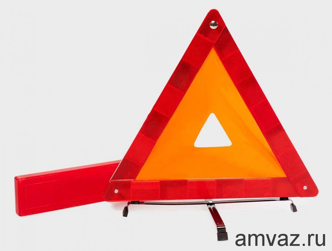 Знак аварийной остановки ТР 02