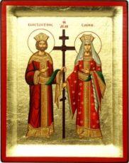 Константин и Елена (10х13)