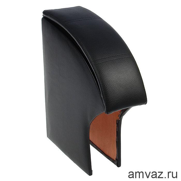Подлокотник ВАЗ 2113-15 МЯГКИЙ /ЧЕРНЫЙ/