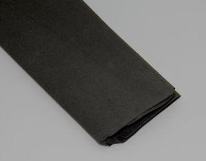 Фоамиран Иранский, толщина 1 мм, размер 60х70 см, цвет чёрный (1 уп = 10 листов)